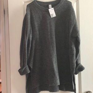 Grey Knit never worn